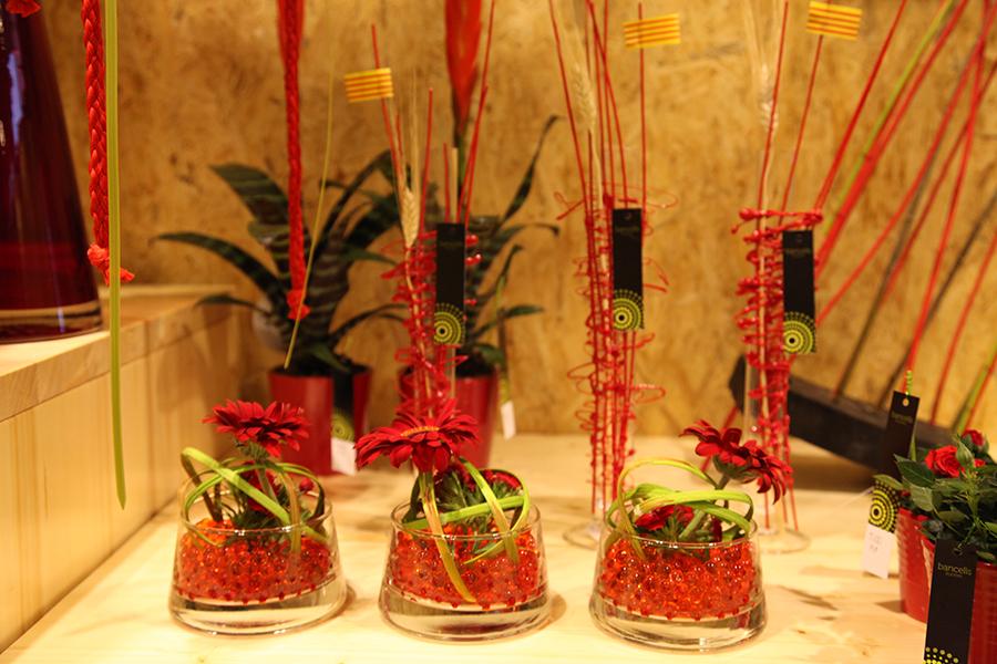 diseño floral bancells